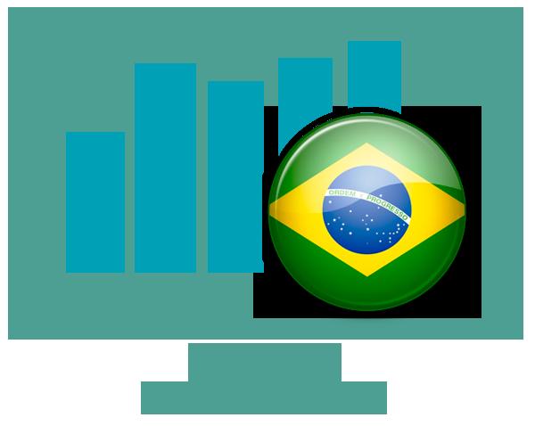 Visitas Brasil